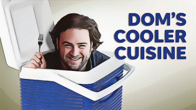 Dom's Cooler Cuisine is a new video series hosted by Dominic Armato, dining critic for The Arizona Republic and azcentral.com. The cooking challenge connects some of Arizona's best ingredients with some of Arizona's best chefs, forcing them to think on their feet as they show the world what they can do.