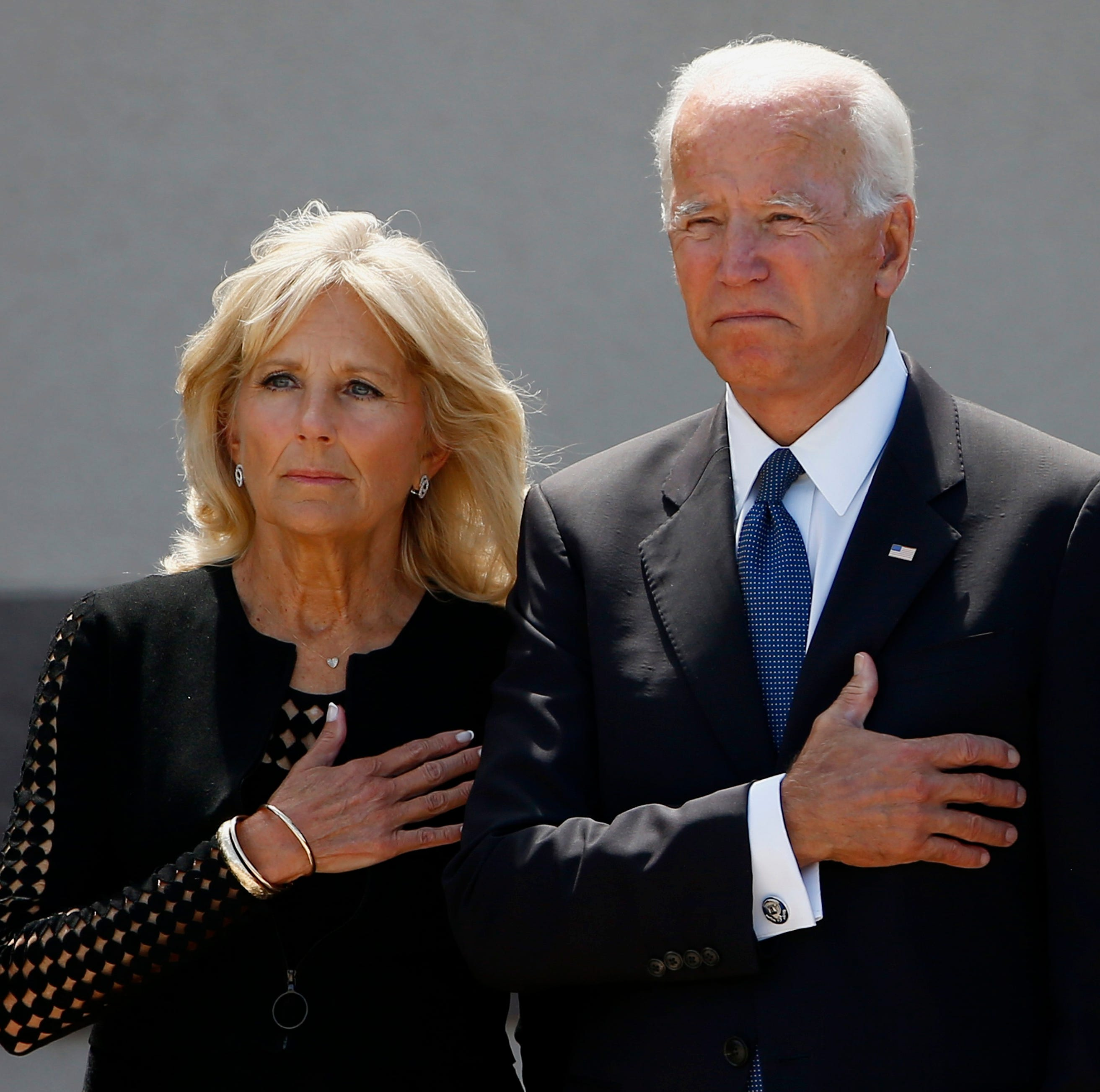 Joe Biden tribute to McCain: 'John's story is the American story'