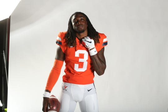 Bryce Perkins, former ASU quarterback, named the starter at the University of Virginia.