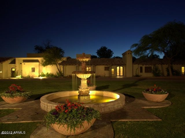The McCain family owned this north-central Phoenix home on Central Avenue north of Glendale Avenue until 2007.