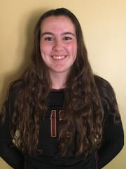 Avery Luoma is a senior setter Phoenix Mountain Pointe High School.