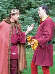 "Orangemite Studios present ""Henry IV Part 1,"" Sept. 7-16"