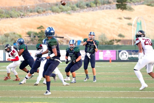 Damonte Ranch plays at Rocklin on FRiday night