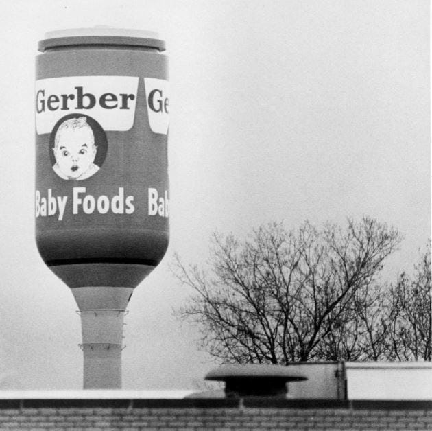 Whatever Happened to ... Gerber in Rochester?