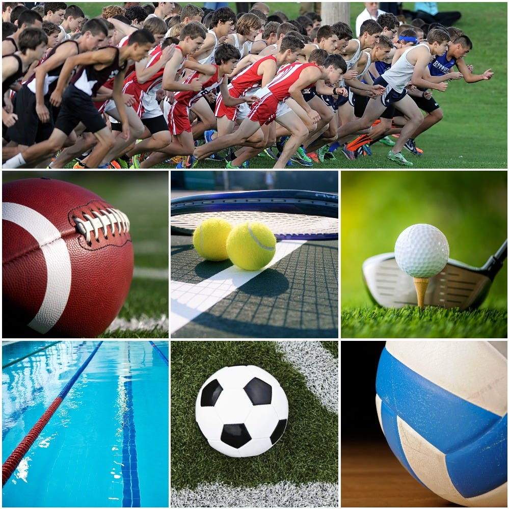 Fall high school sports