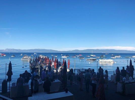 The Setting Was Lake Tahoe But It Felt Like Australia