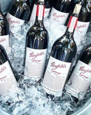 2010 Penfolds Grange, Australia's most iconic wine.