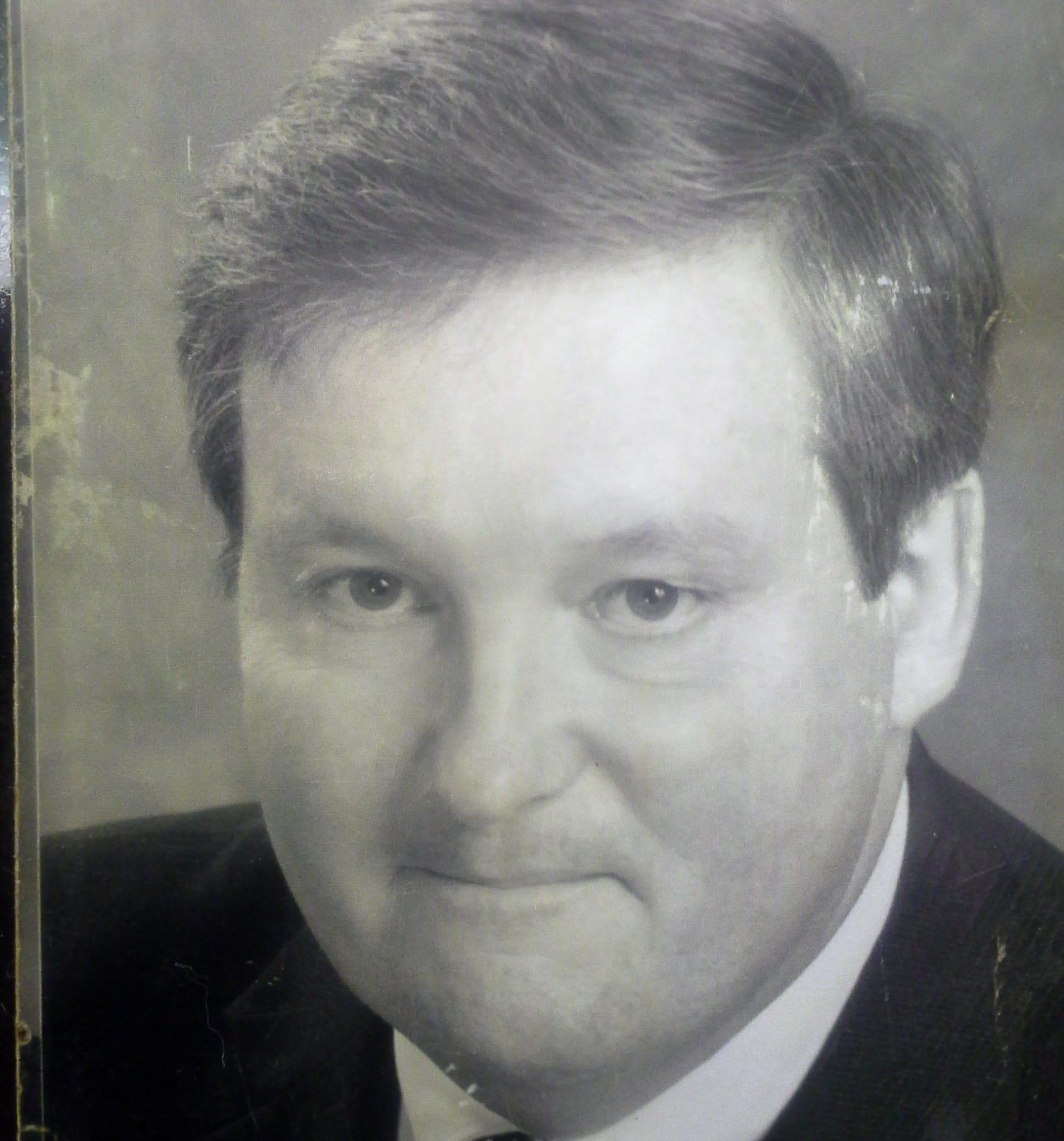 John Rieley.
