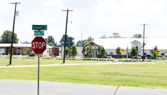 There are developments for East Bank in Bossier.