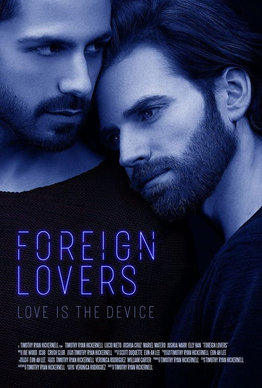 Foreign Lovers 2