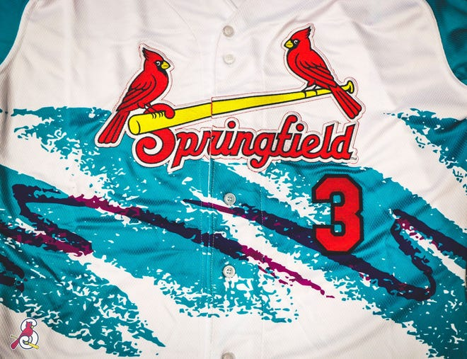 The Springfield Cardinals will don the Jazz cup logo Saturday night.