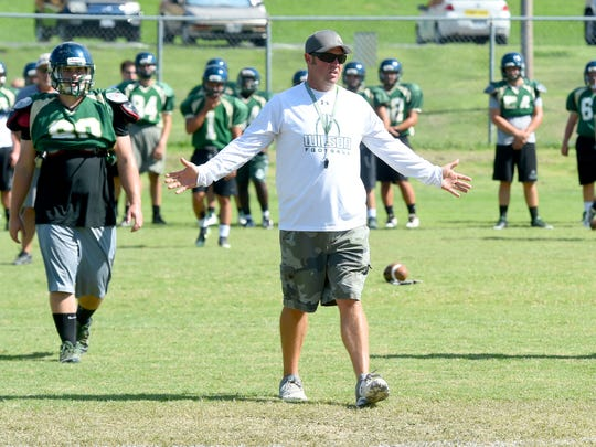 Jeremiah Major is leaving Wilson Memorial, where he was head football coach, to become Waynesboro High School's athletic director.