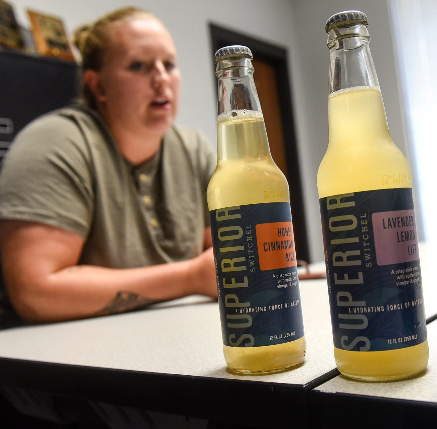 Local beverage company Superior Switchel named finalist in 2018 MN Cup
