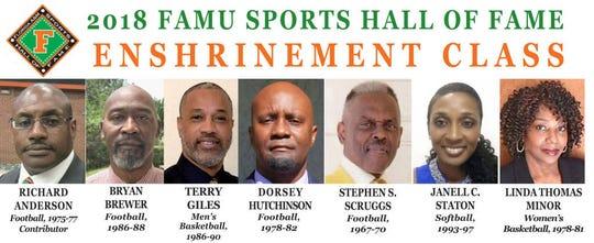 Florida A&M University Sports Hall of Fame
