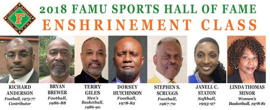 Florida A&M University Sports Hall of Fame