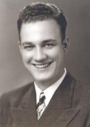 Dr. John M. Gunsolus, 1950s.