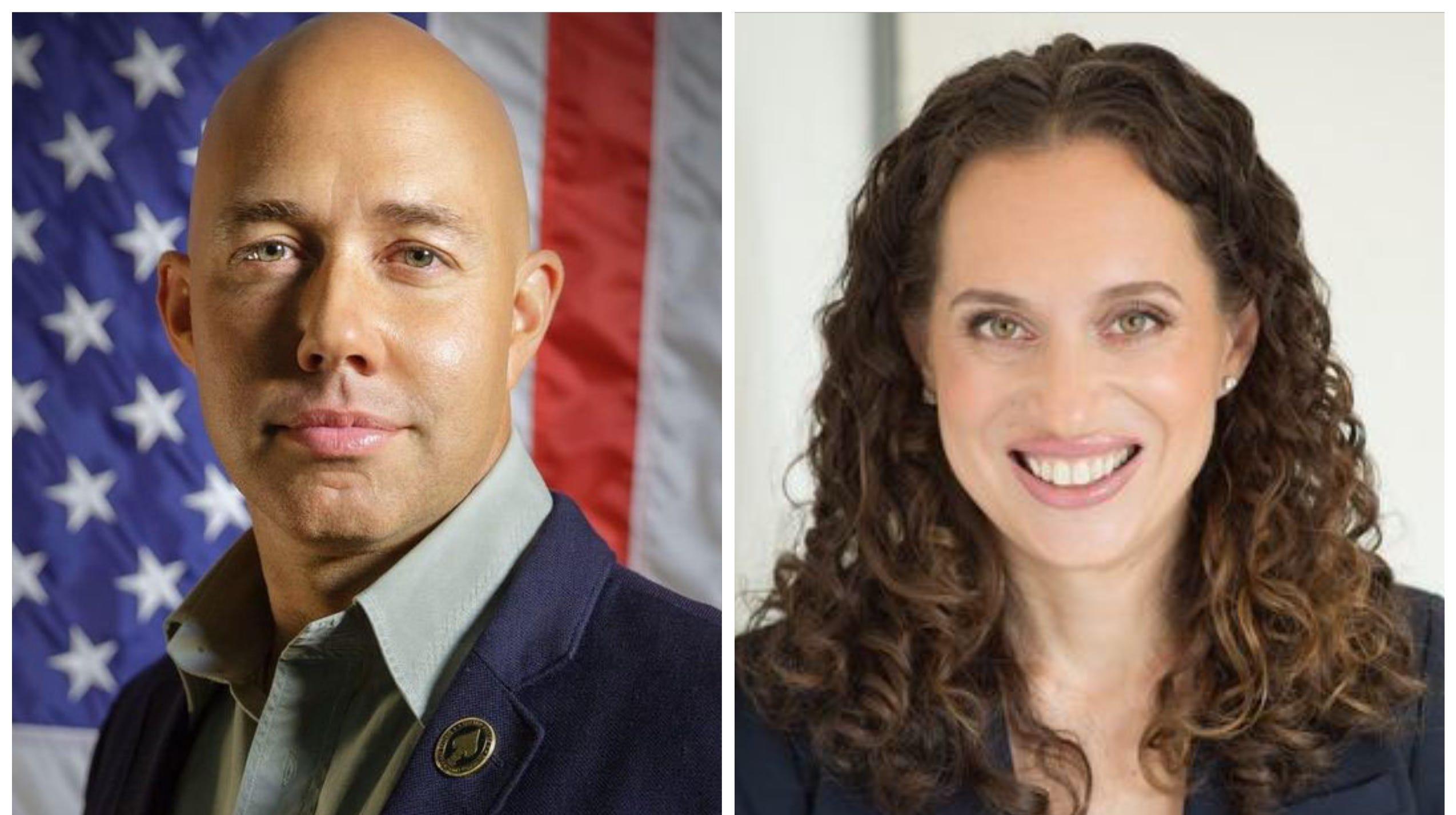 Brian Mast, Lauren Baer disagree on algae, environmental solutions in District 18 race