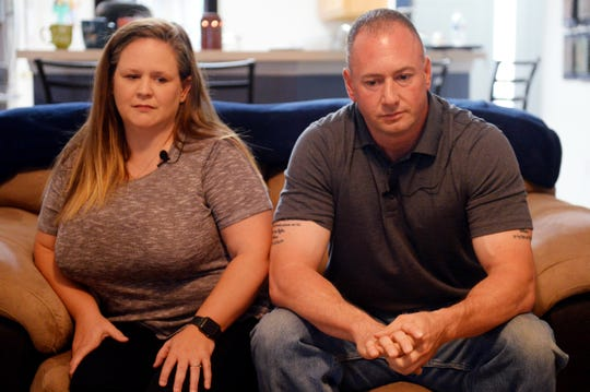 "Courtney and William Shogran lost their oldest son, William Jr., to complications related to heat stroke while at a Sebastian River High School football practice in August of 2014. ""The way they explained to us what happened that day was that it was a fluke thing,"" William Shogran said. ""They don't understand what happened, how it happened, just that he got really hot, passed out and then he was gone. Once we actually received the police report it told a different story."" The Shograns filed a lawsuit against Indian River School District to have an investigation done into their son's death."