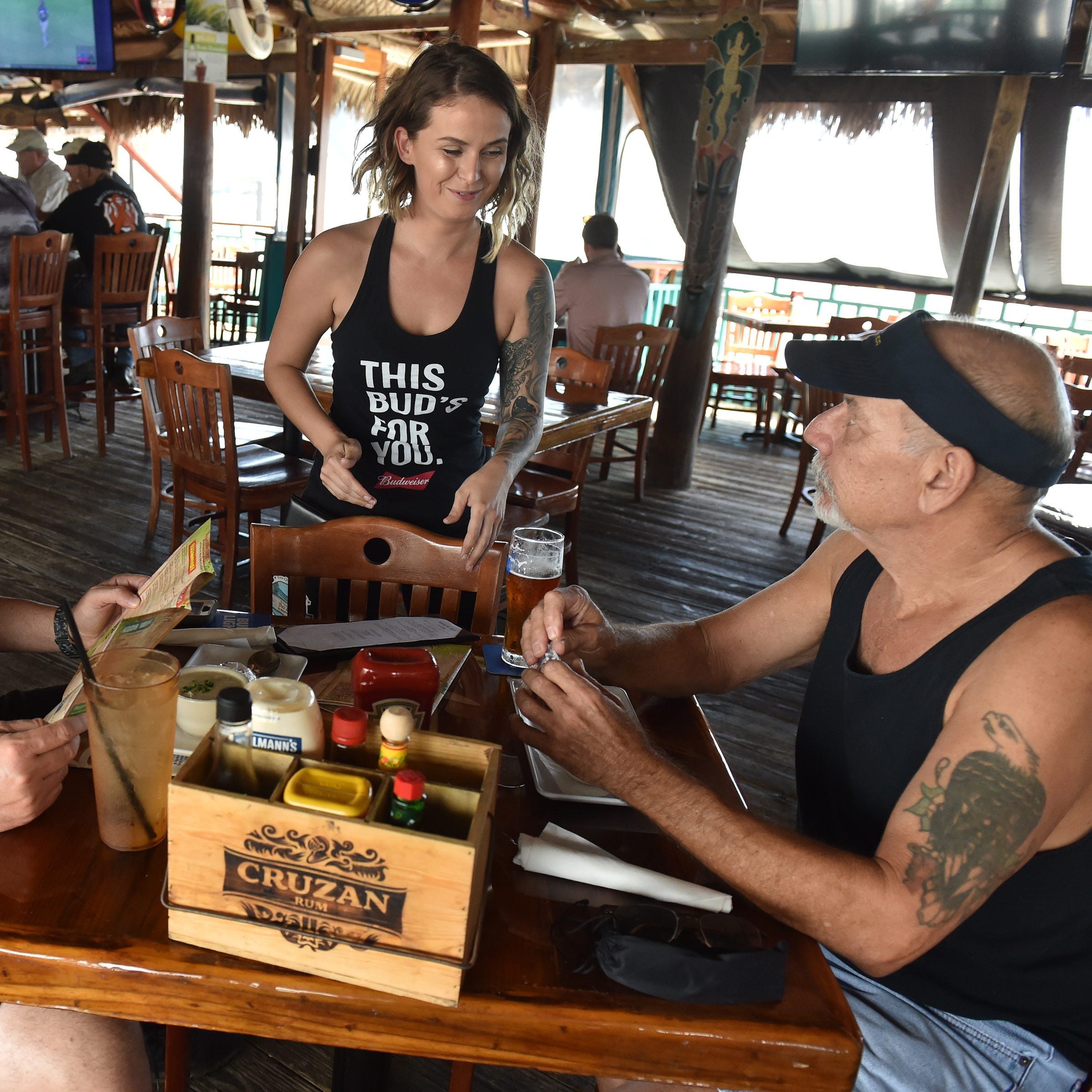 The Original Tiki Bar & Restaurant's last day is April 28