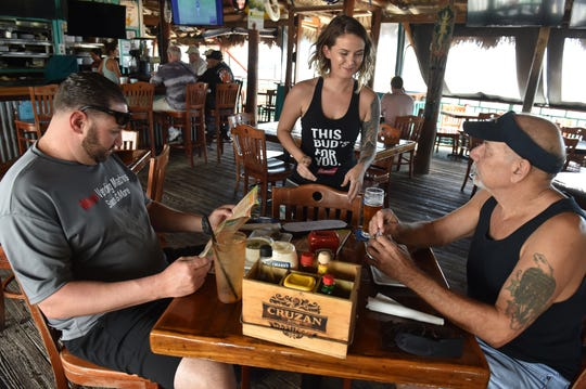 After 20 years of feeding the public, The Original Tiki Bar and Restaurant, at the Fort Pierce City Marina, will close its doors April 28. The restaurant has been operating on a month-to-month lease with the city since its lease was not renewed. Crabby's Dockside of St. Petersburg will take over the lease.