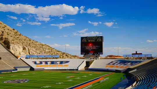 UTEP's football team will take the field for the first time this year with a new coaching staff and new uniforms. Family, fans and visitors to the Sun Bowl will notice some changes to the concourse area.