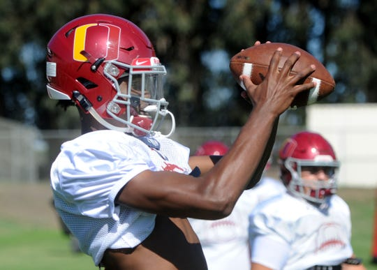 J.R. Waters earned captain status for his senior season and has helped Oxnard reach its first CIF title game in 90 years.