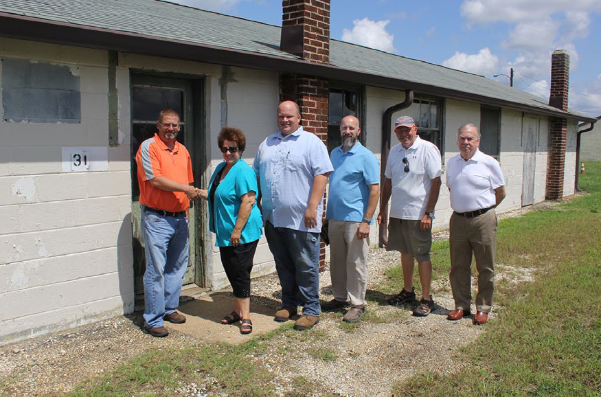 MAAFM Building 31 Grant From Home Depot