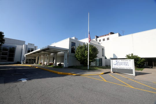 Sharon Hospital in Sharon, Conn., photographed Aug. 29, 2018. Poughkeepsie-based Health Quest, which owns the hospital, is planning on closing the maternity ward and other departments at the hospital. A group of Connecticut residents who use Sharon Hospital are fighting to keep the maternity ward open, fearing that having to use a hospital much further away could pose life threatening dangers in the event of a medical emergency.