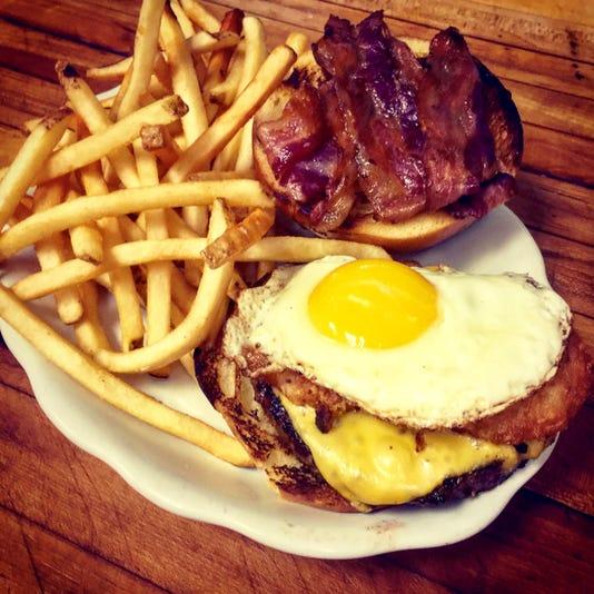 Hudson Mill Burger