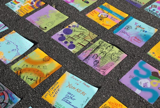 Yonkers Community Quilt Project