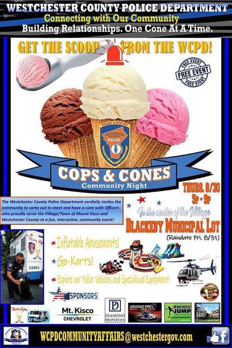 Cops And Cones