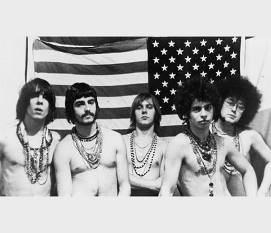 The original MC5 line-up.