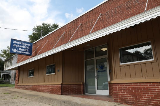 Muskingum Behavioral Health has a new home on West Main Street in Zanesville. The much larger facility allows for new programming to suit a clientele base that has more than doubled in the past seven years.