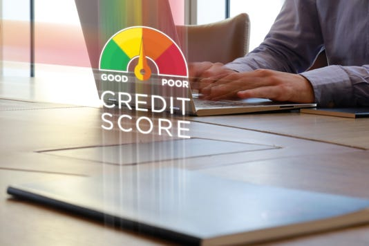 Keep tabs on all three agencies when monitoring your credit score.