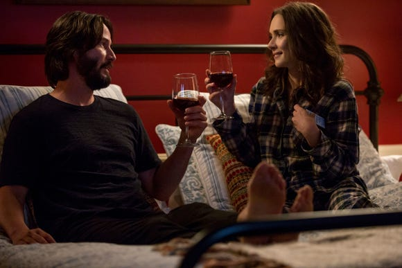 Frank (Keanu Reeves) and Lindsay (Winona Ryder) wind up forging a connection over their disdain over a destination wedding.