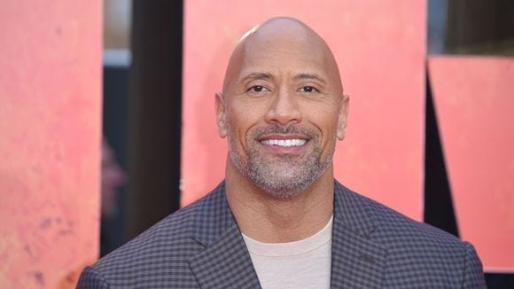 Dwayne Johnson heard the plea of a grieving fan and recorded a special message for her mother's funeral.