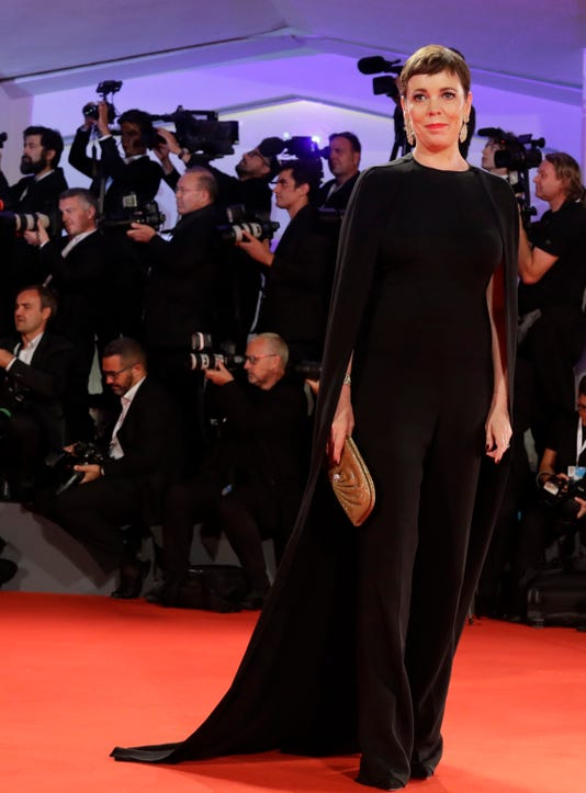 Ap Italy Venice Film Festival 2018 The Favourite Red Carpet I Ent Ita