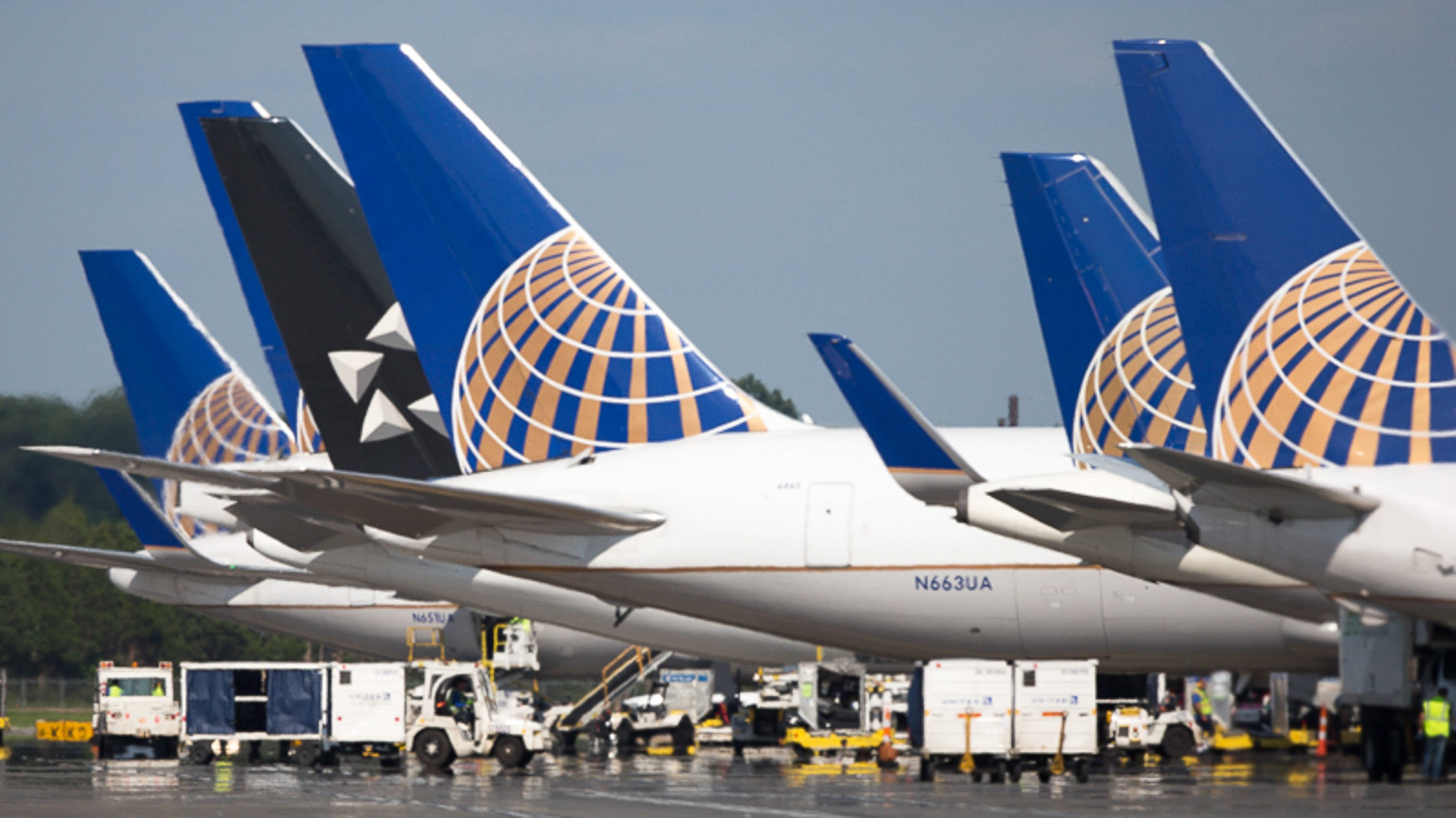 United No Plans To Lift Carry On Bag Restrictions On
