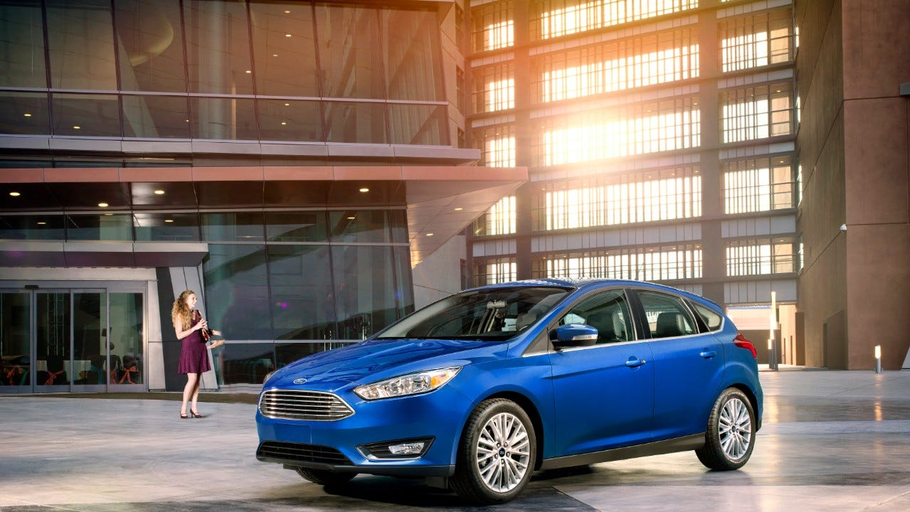 Ford Focus Recall 1 5m Cars To Be Fixed To Avoid Potential Stalling