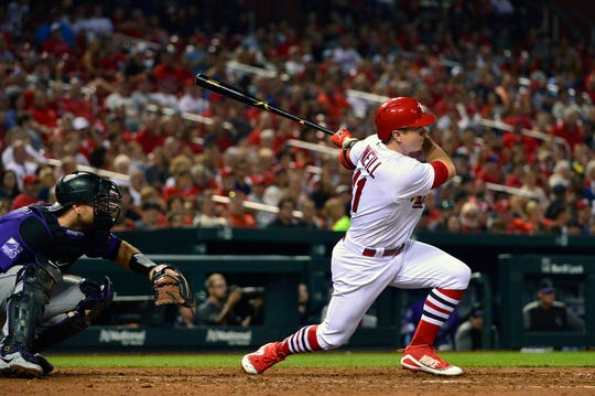 Tyler O'Neill may be the offensive spark the Cardinals need down the stretch.