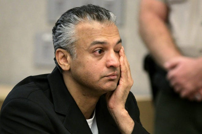 Actor Shelley Malil was sentenced to 12 years to life in prison for the stabbing of his girlfriend Kendra Beebe on December 16, 2010 in Vista, California.