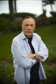 Author James Patterson.