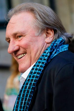 French actor Gerard Depardieu, pictured here in June at the Brussels Film Festival, has been accused of rape by a young actress.