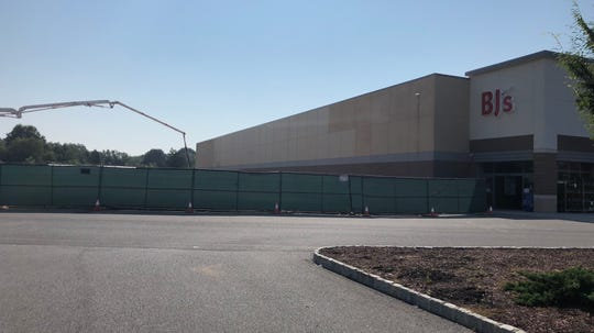 ClimbZone will be located next to BJ's Wholesale Club.