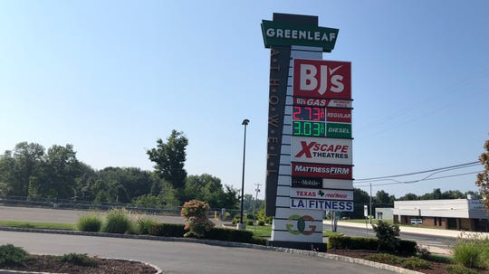 GreenLeaf at Howell, a shopping center on Route 9, is anchored by BJ's Wholesale Club and Xscape Theatres.