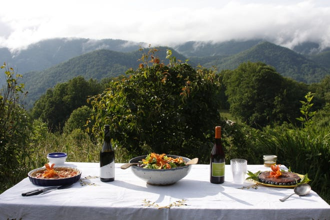 Appalachian cuisine can include ingredients that extend beyond the region's mountains, according to the columnist.