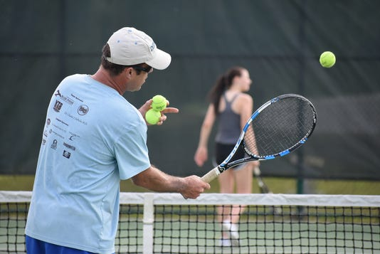 001 Coach Forehand Drill