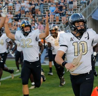 UCF needs War on I-4 victory to continue playoff push