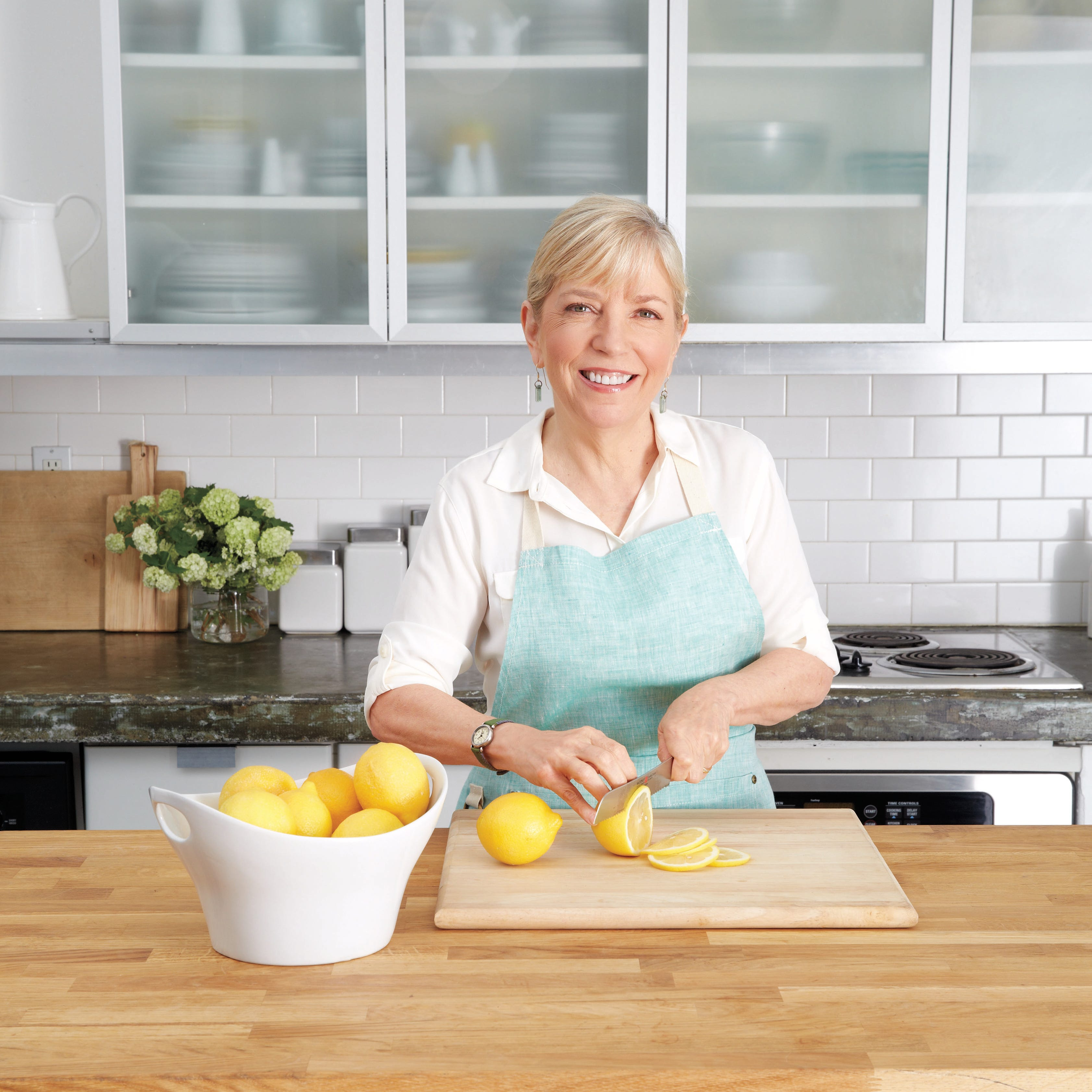 TV chef Sara Moulton to present meal, cooking demonstration at The Essex Resort and Spa