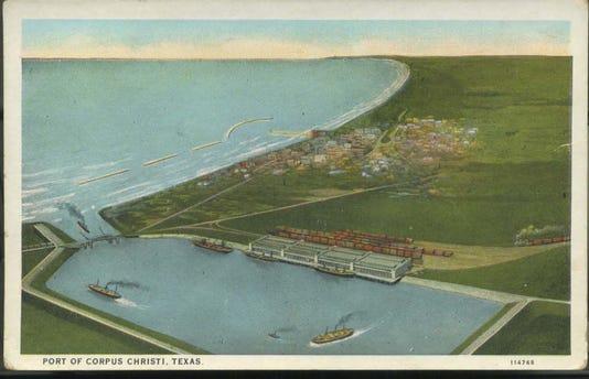 Port Postcard